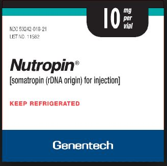 Nutropin Facts: The Benefits And Side Effects: HGH Anti Aging Blog